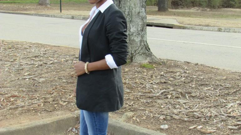 Collegiate Chic Blazer Week!