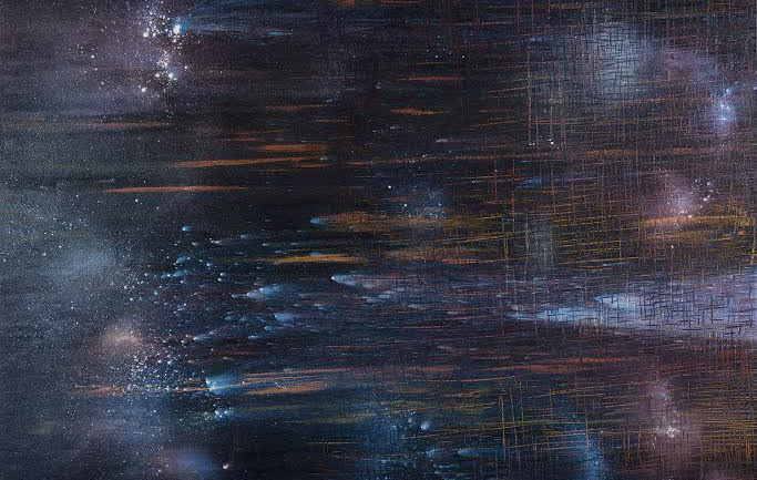 Visual Artist Kristin Schattenfield-Rein Knows Cosmic Flow