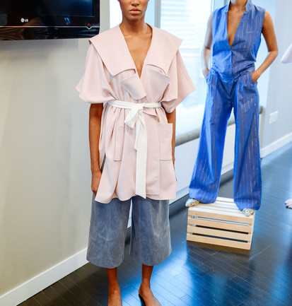 NYFW Review: Romeo Hunte Spring 2016