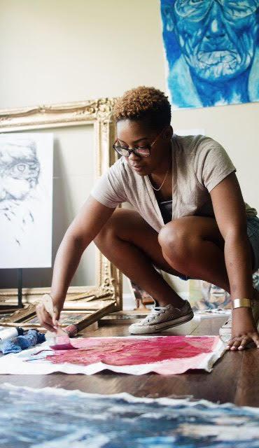 Sarah Dorleus' Emerging Artistic Voice