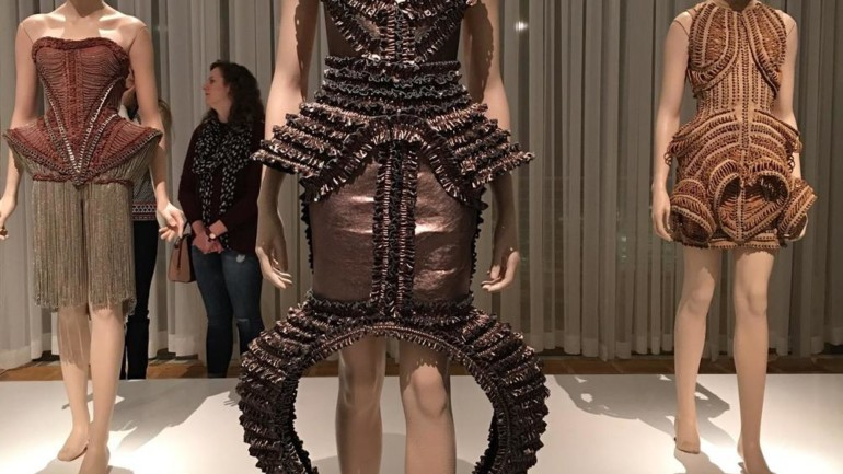 Why Iris Van Herpen's Atlanta Exhibit Is So Necessary + OOTN