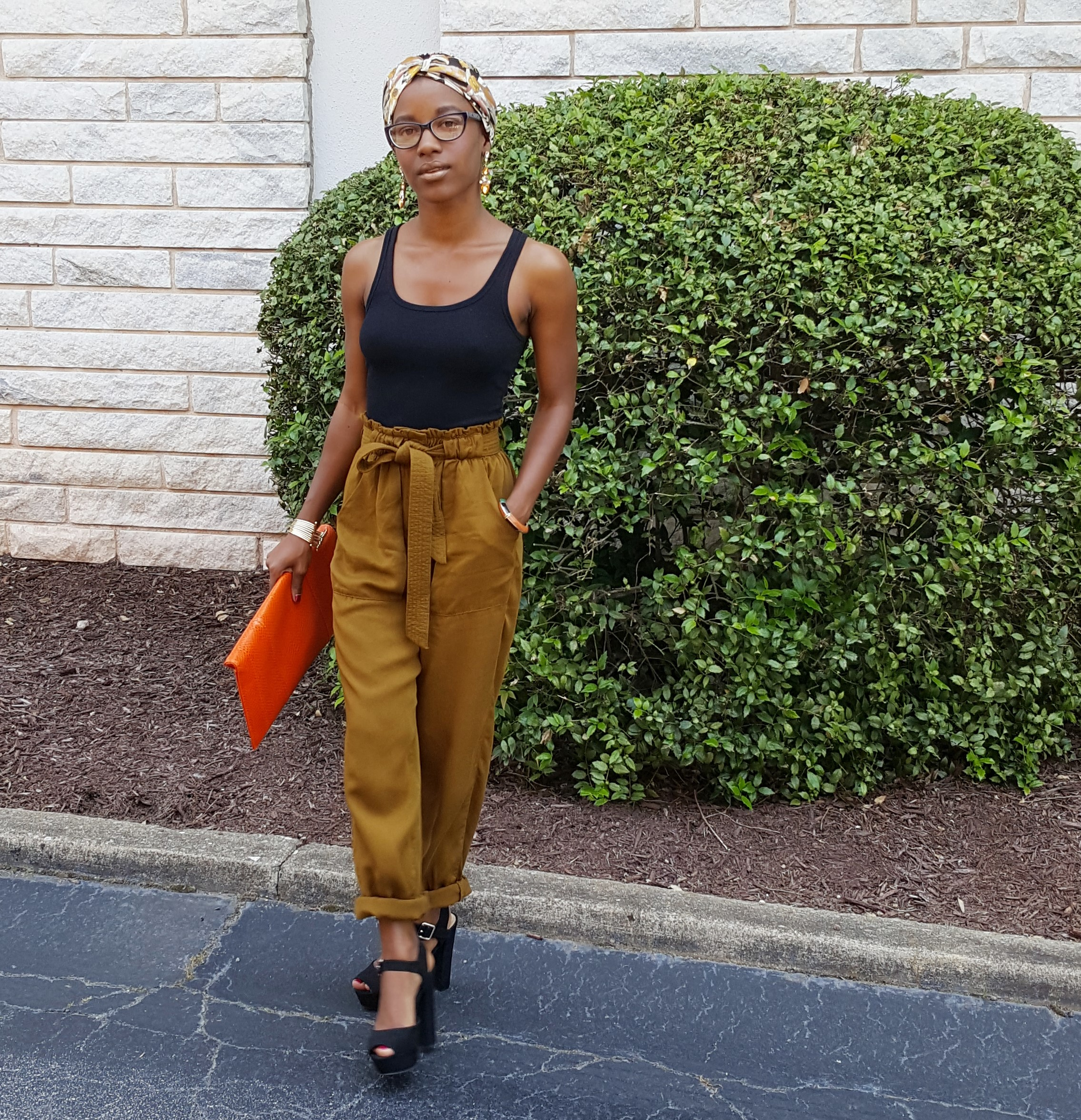 Editor's Style – Petite Pants + Cool Color Combos