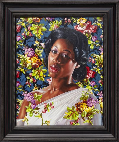 Influencer Series – Kehinde Wiley, Modern Classics